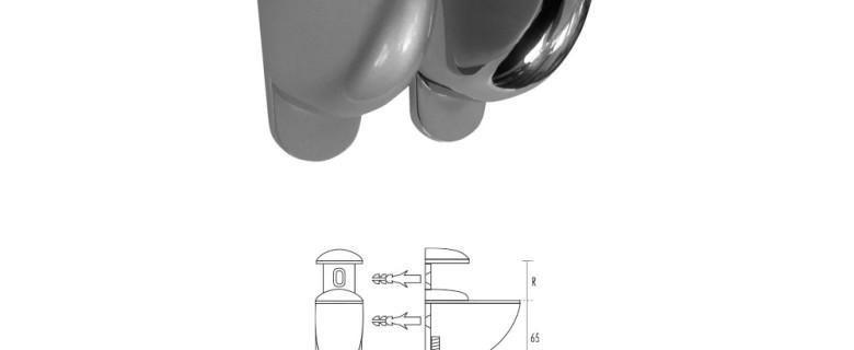 RG-001-102 Reggimensola regolabile